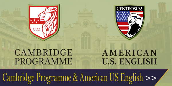 CentrosD2 | Cambridge Programme & American US English